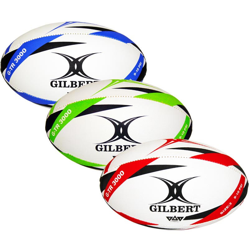 Gilbert G TR3000 Trainer Rugby Ball