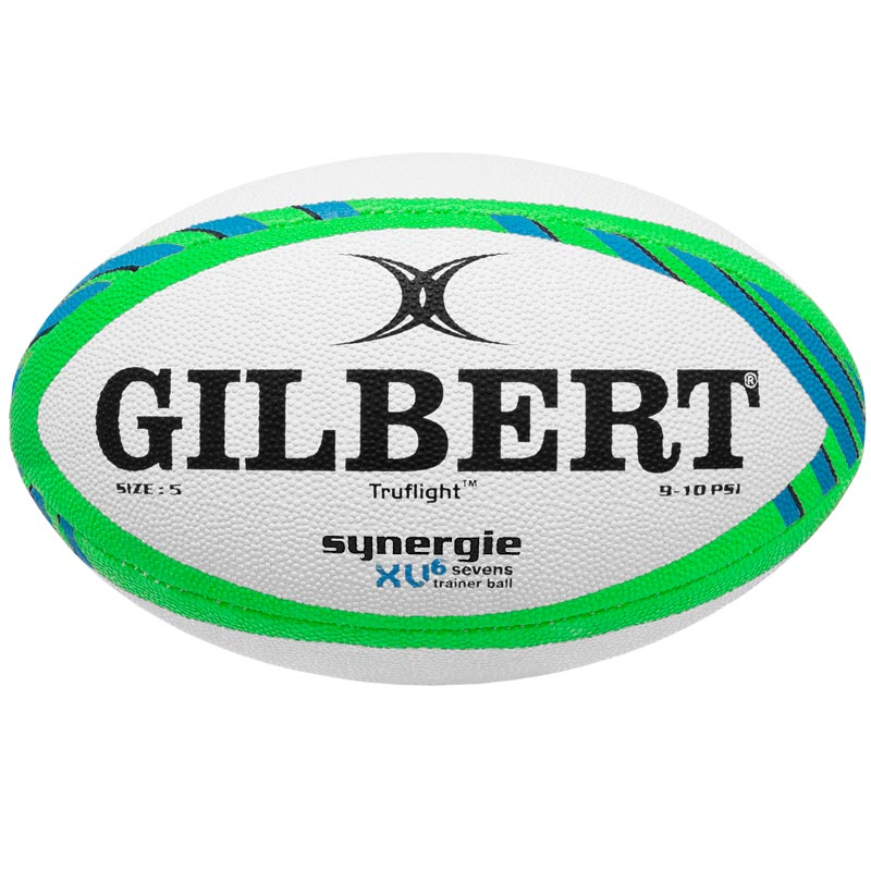 Gilbert Synergie XV 6 Sevens Match Rugby Ball