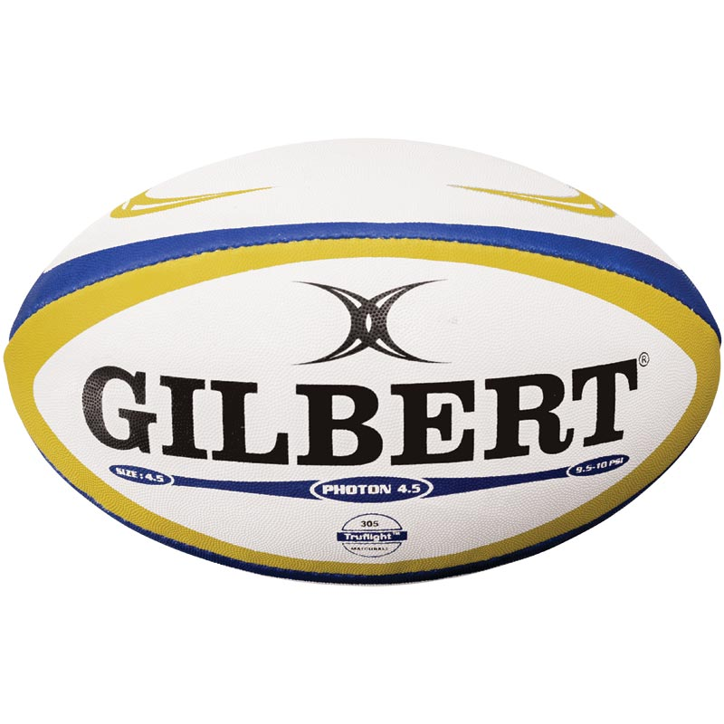 Gilbert Photon 4.5 Skills Training Rugby Ball