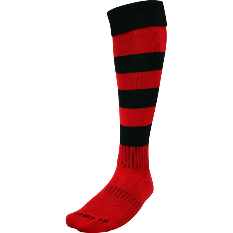 Gilbert Kryten II Hooped Rugby Socks