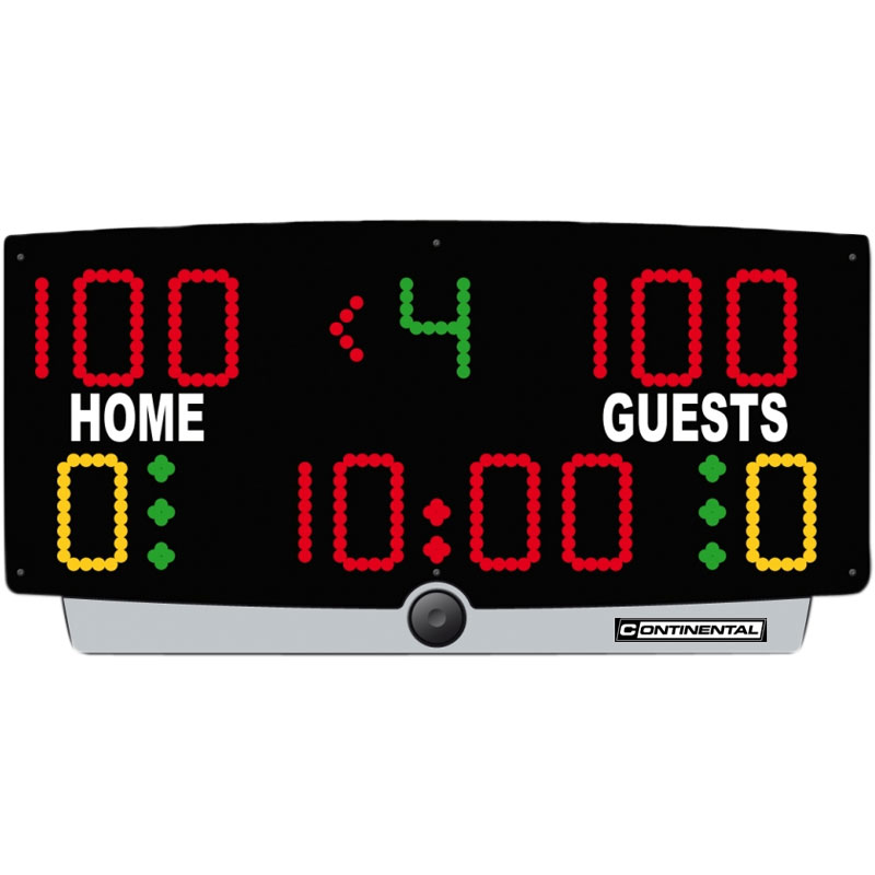 Continental Multisport Portable Electronic Scoreboard