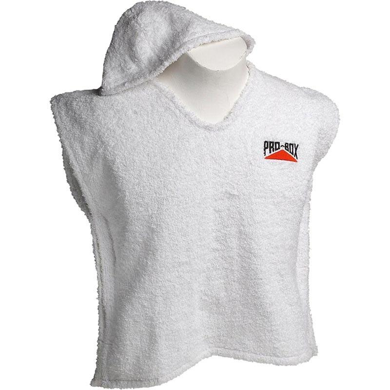 Pro Box Hooded Towel Vest