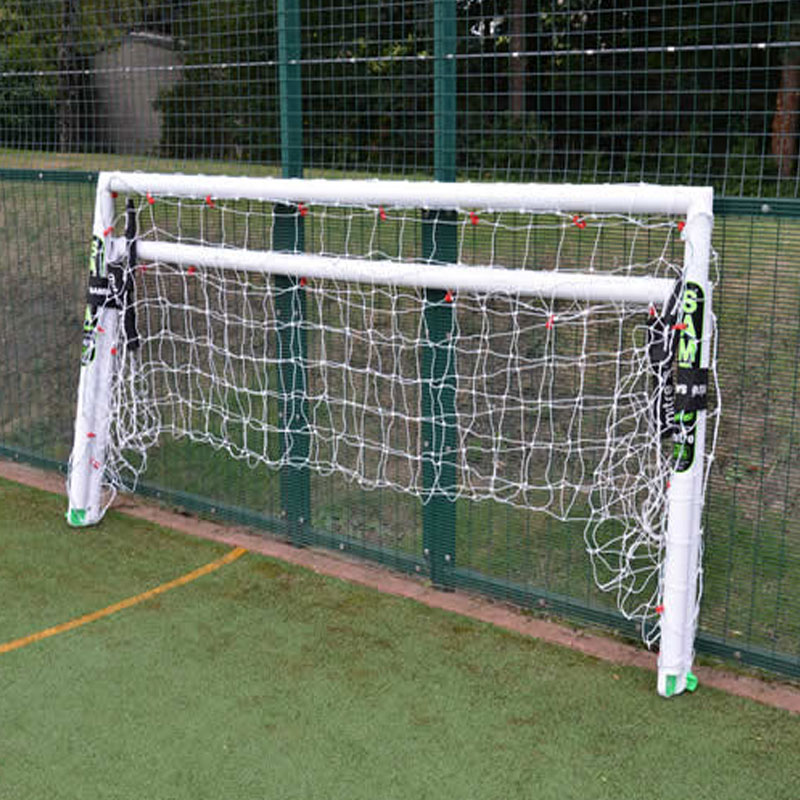 Samba 5ft x 4ft Playfast Football Polygoal