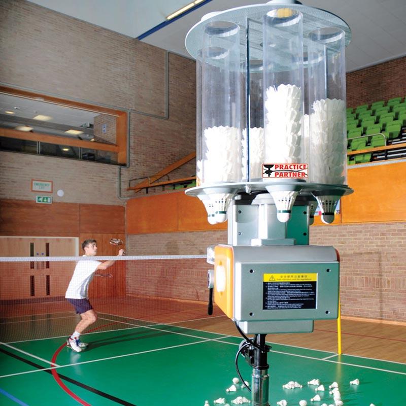 Practice Partner V-328 Badminton Shuttlecock Feeder