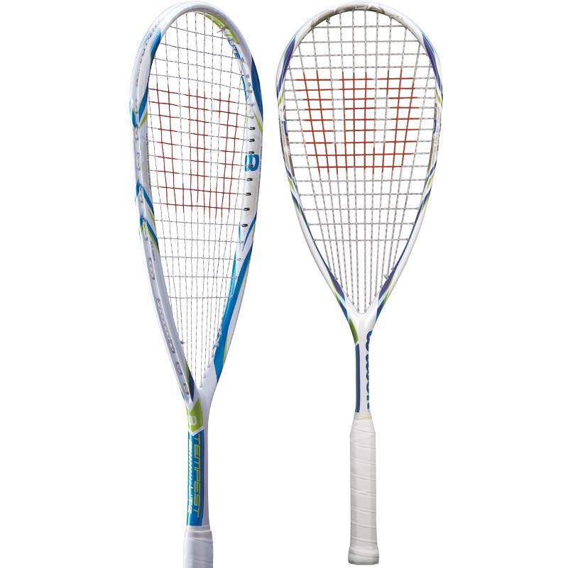 Wilson Tempest Lite BLX Squash Racket