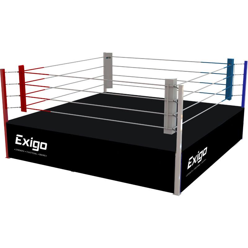 Exigo Competition Boxing Ring