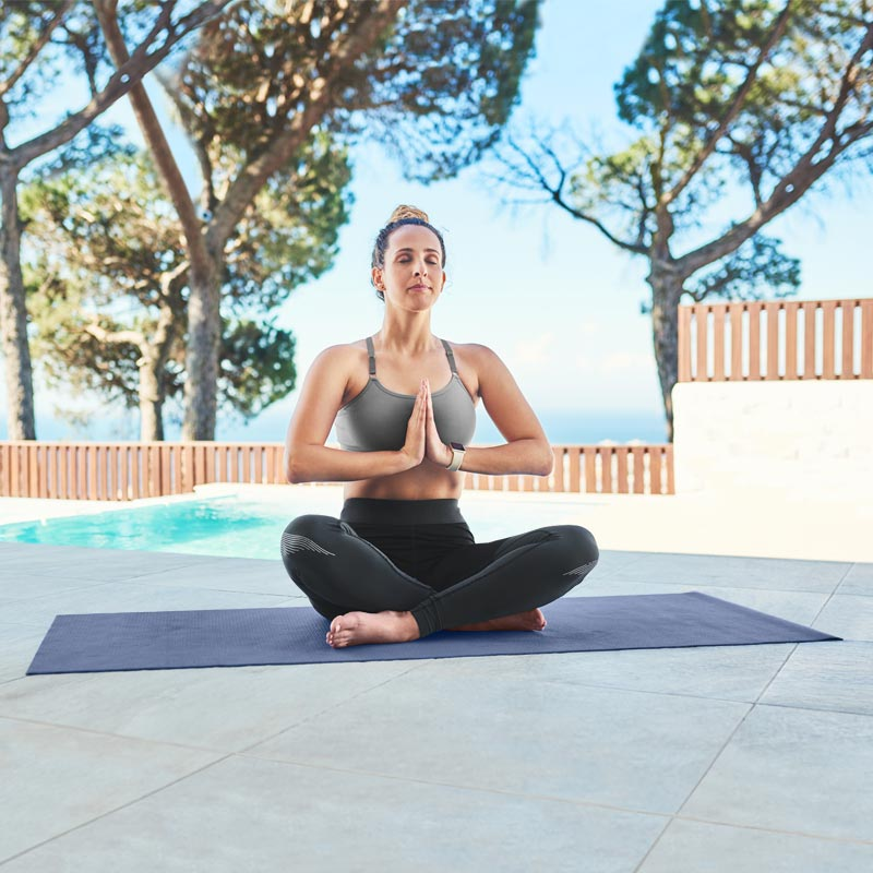 Beemat Yoga Mat Studio