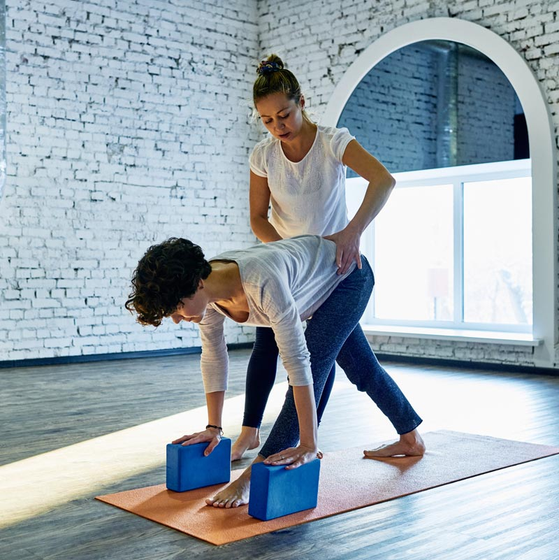 Apollo Yoga Block Studio