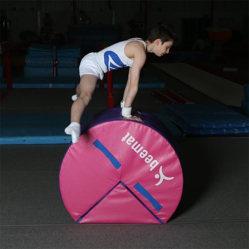 Beemat Gymnastic Handspring Roller Flip