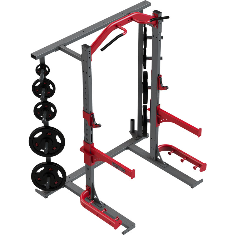 Exigo Olympic Elite Half Rack