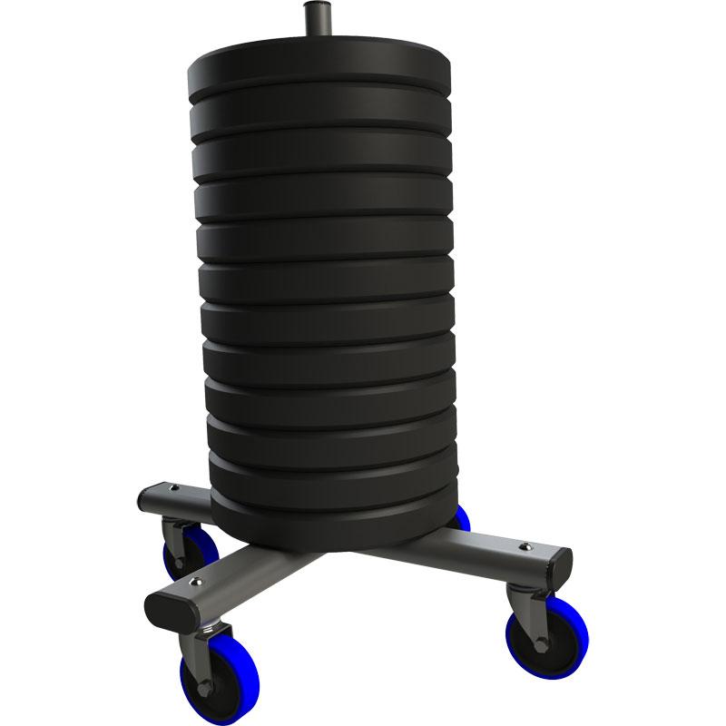 Exigo Olympic Weight Stacker