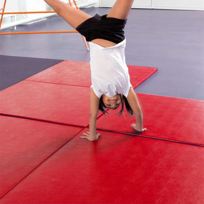 Beemat Coloured Deluxe Original Gymnastics Mat