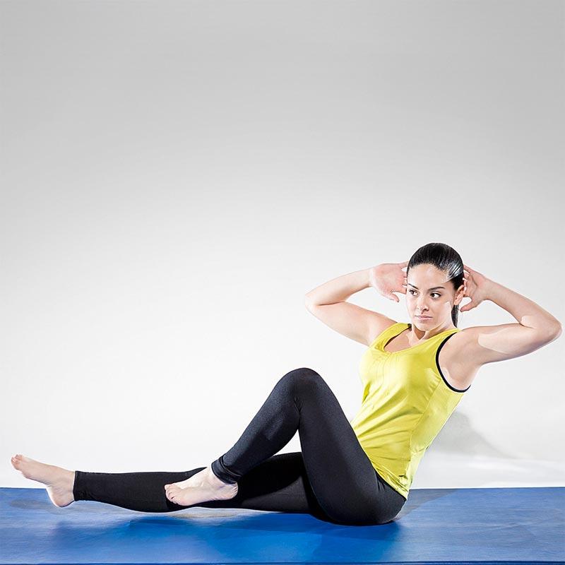 Beemat Gymnastic Mat Agility Deluxe