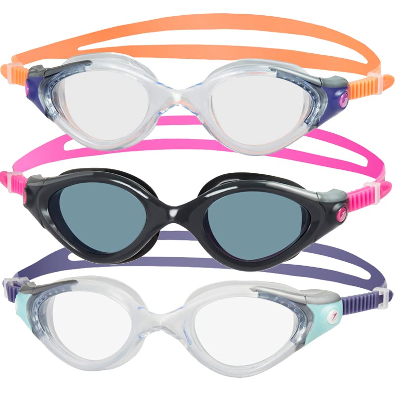 Speedo Futura Biofuse 2 Female Swimming Goggles