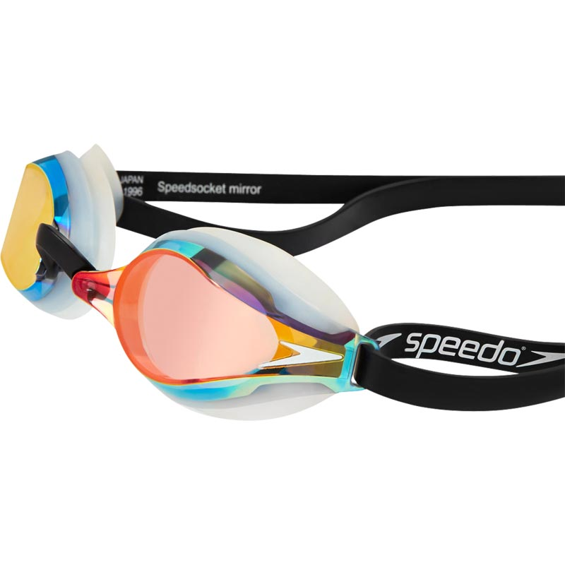 Speedo Fastskin Speedsocket 2 Mirror Swimming Goggles
