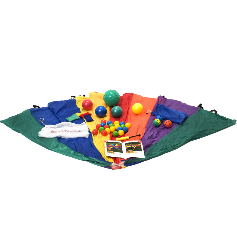 First Play Parachute Fun Pack