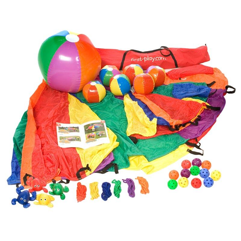 First Play Junior Parachute Resource Kit
