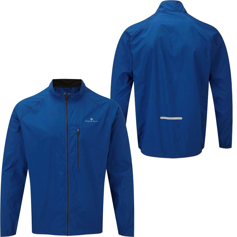 Ronhill Everyday Jacket Mens Cobalt