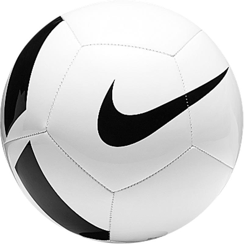 Nike Pitch Team Training Football White