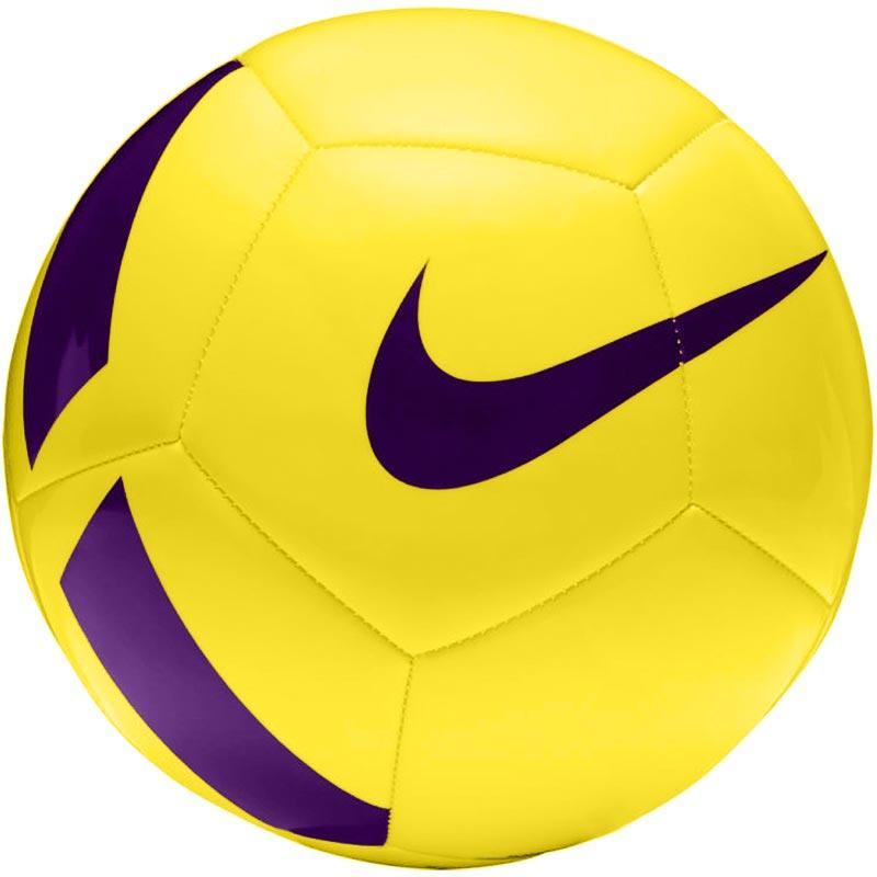 Nike Pitch Team Training Football Yellow