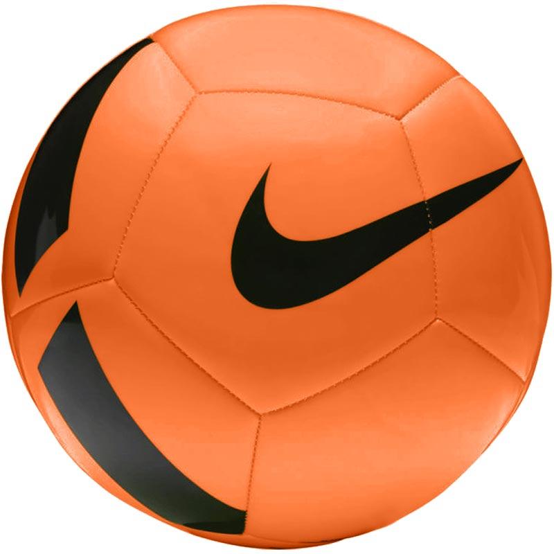 Nike Pitch Team Training Football Total Orange