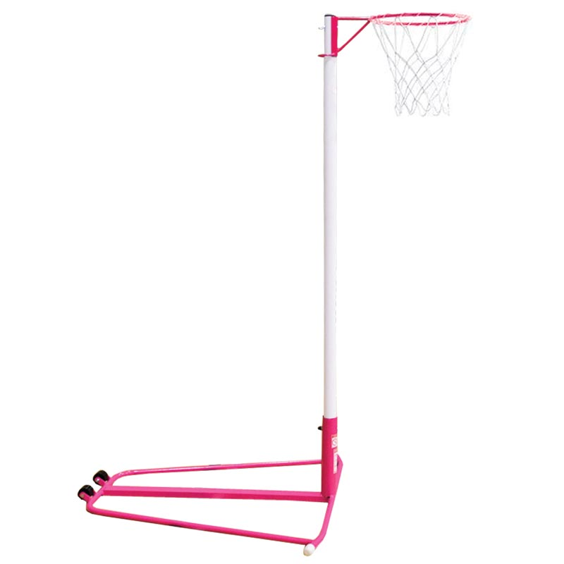 Harrod Sport Telescopic Netball Post