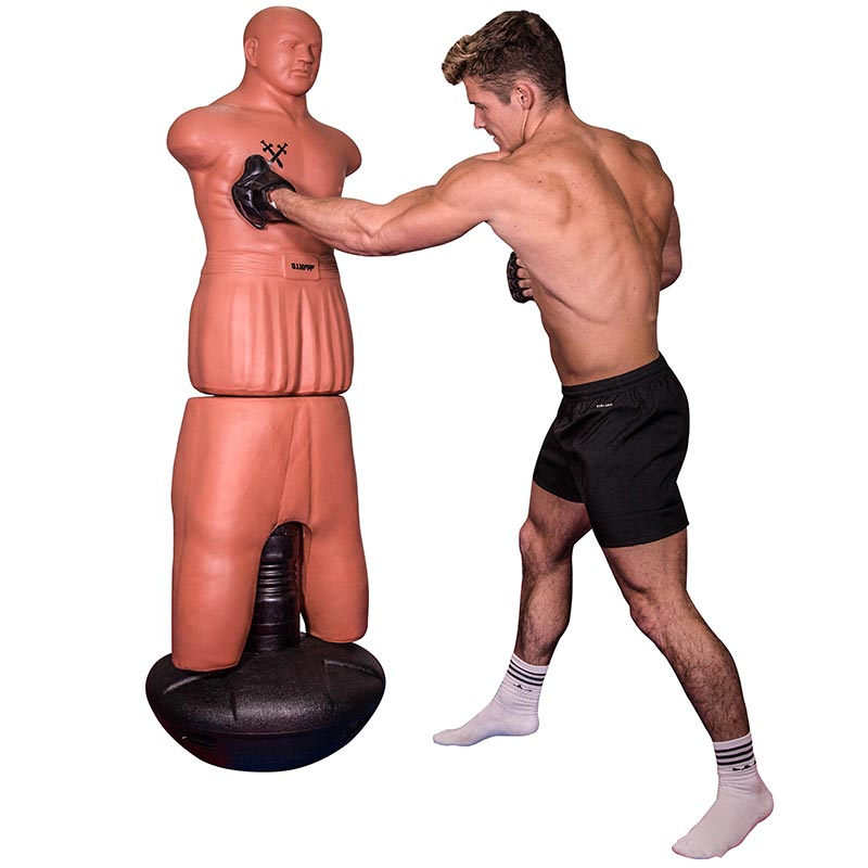 Apollo Sparring Partner Freestanding Punch Bag
