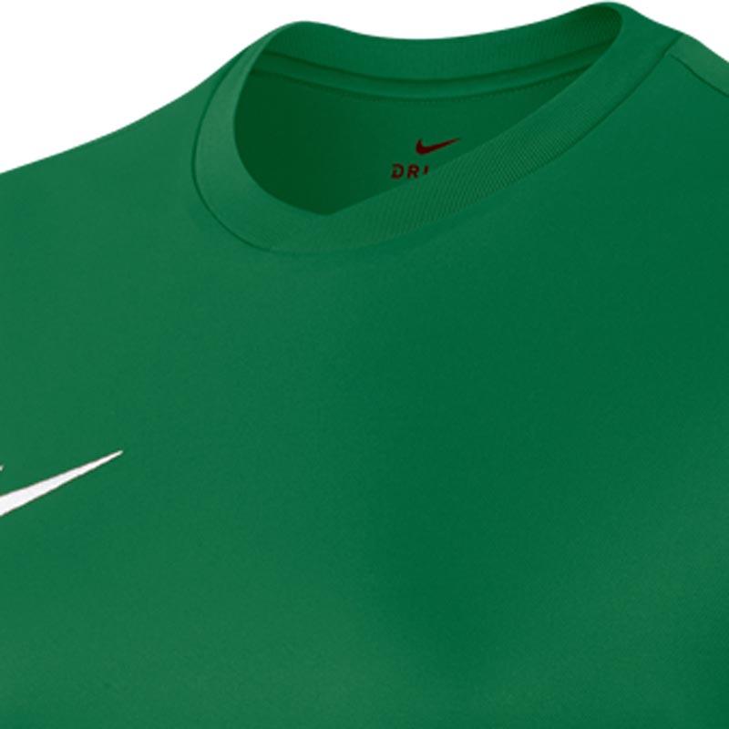 Nike Park VI Short Sleeve Womens Football Shirt Pine Green