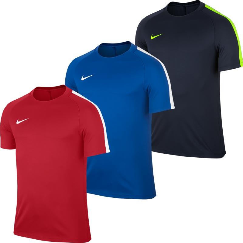 Nike Squad 17 Short Sleeve Senior Training Top