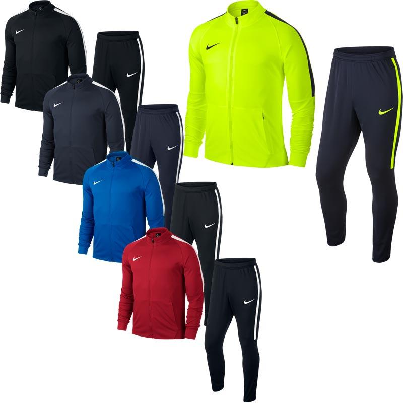 664d90005f55 Nike Squad 17 Senior Knit Tracksuit. Tap to expand