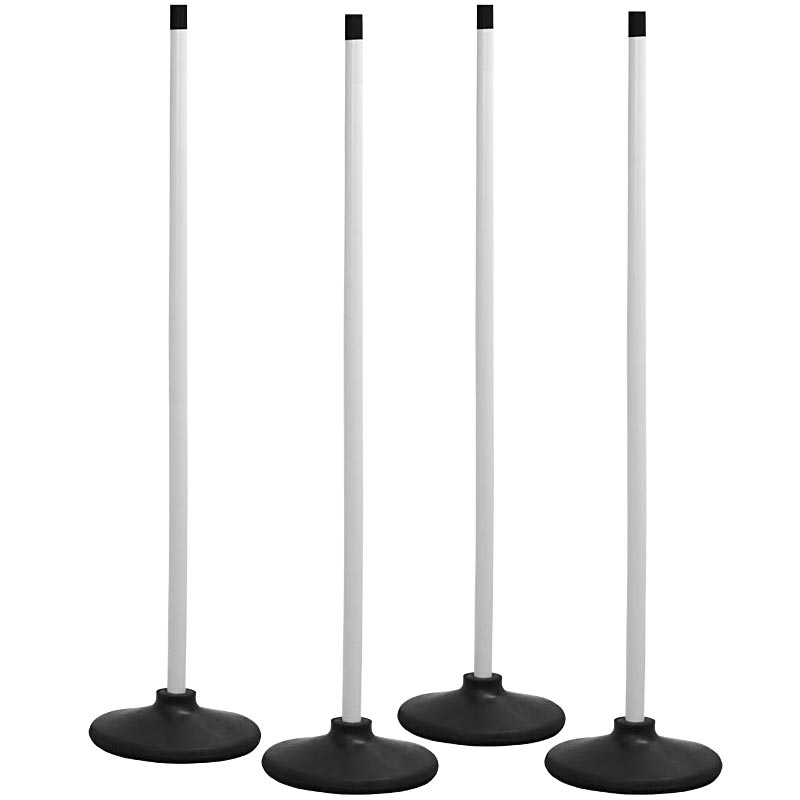 Pro Wood Rounders Post Set Of 4