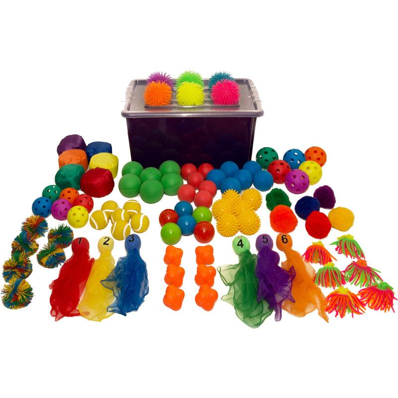 First Play Playball Play Box