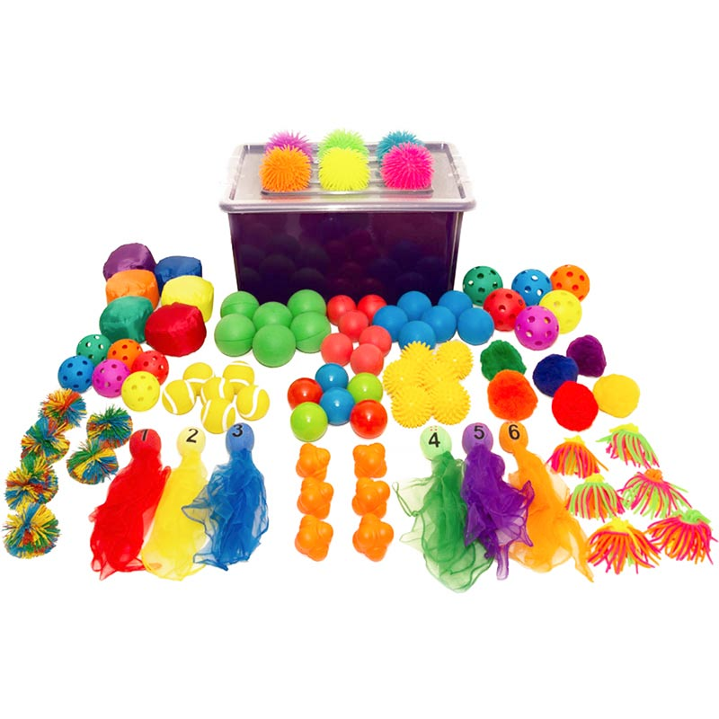 First Play Playball Play Box