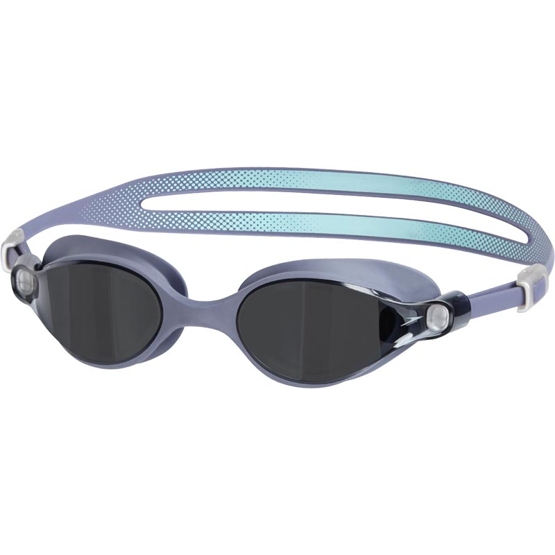 Speedo V-Class Virtue Female Swimming Goggles Grey/Smoke