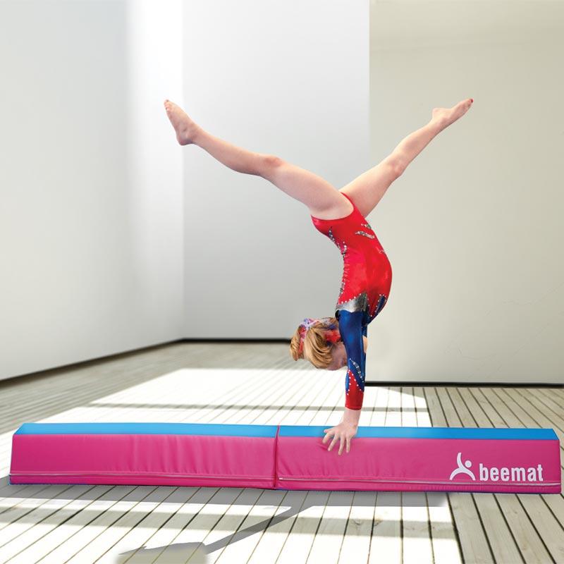 Beemat Gymnastic Folding Balance Beam
