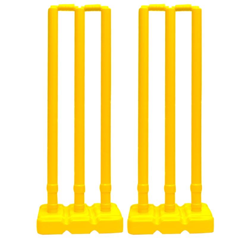 Elders Plastic Cricket Stump Set
