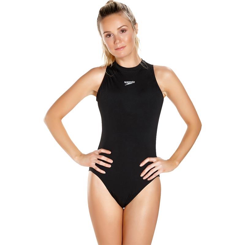 speedo hydrasuit flex swimsuit black. Black Bedroom Furniture Sets. Home Design Ideas