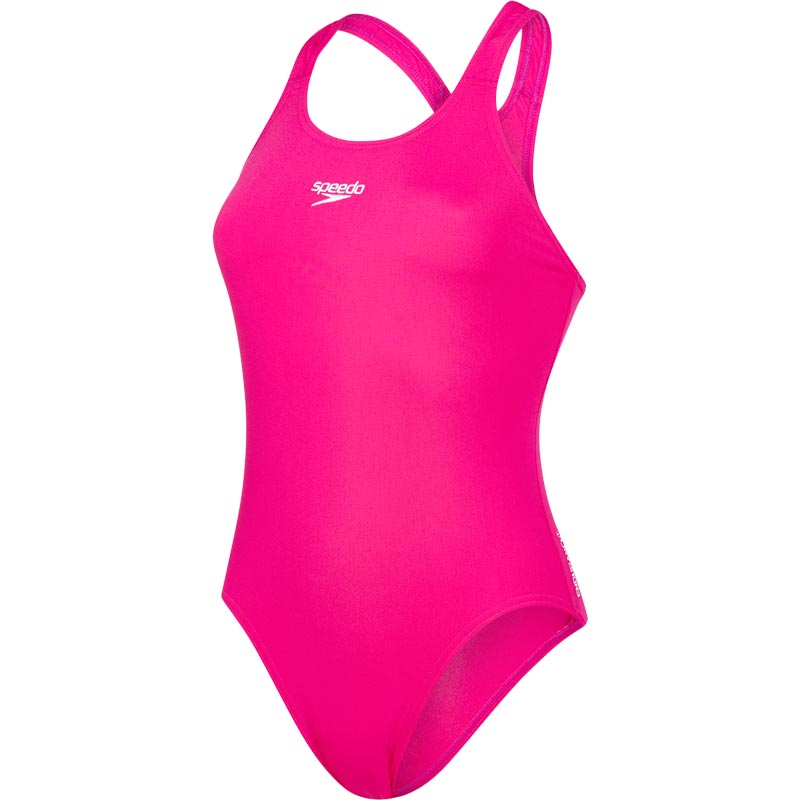 Speedo Endurance+ Medalist Swimsuit Electric Pink