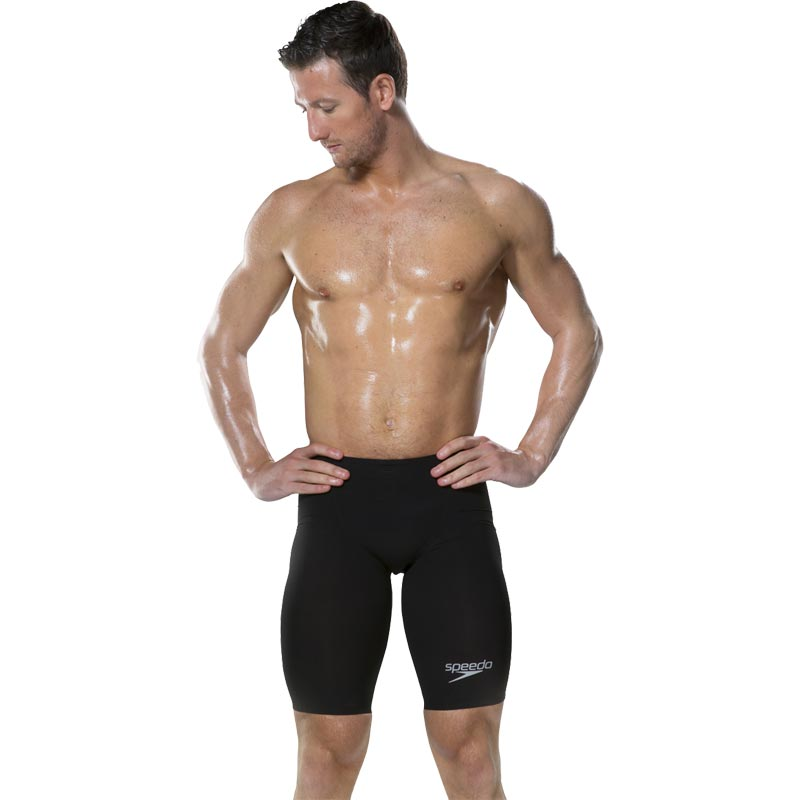 Speedo Fastskin LZR Racer Elite 2 High Jammer Black