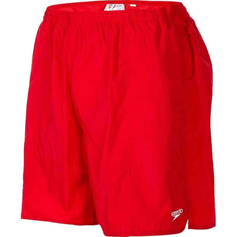 Speedo Solid Leisure Watershorts Fed Red