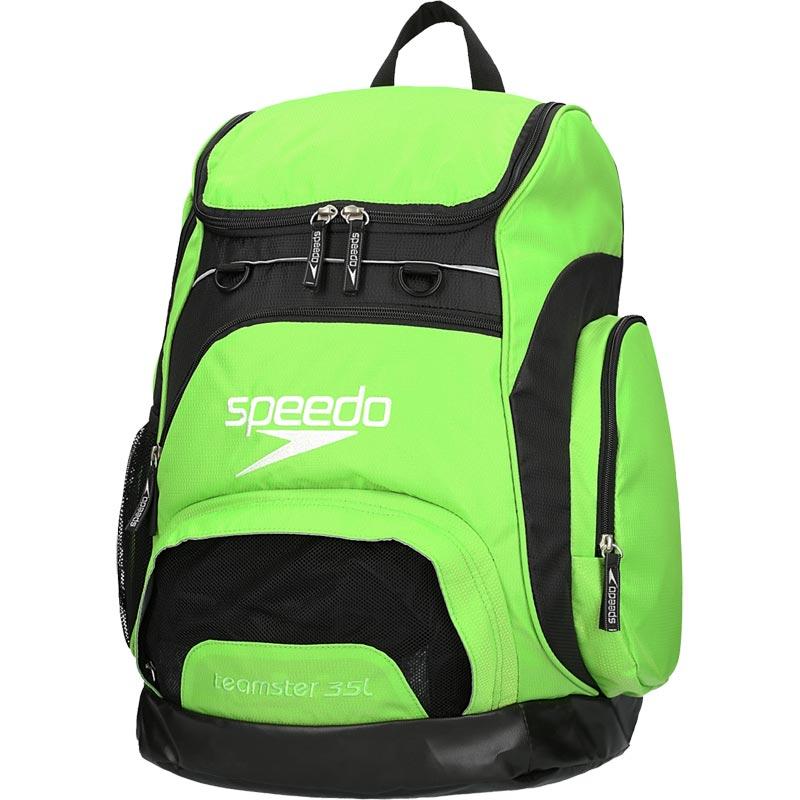 Speedo Teamster Backpack 35 Litre Green/Black