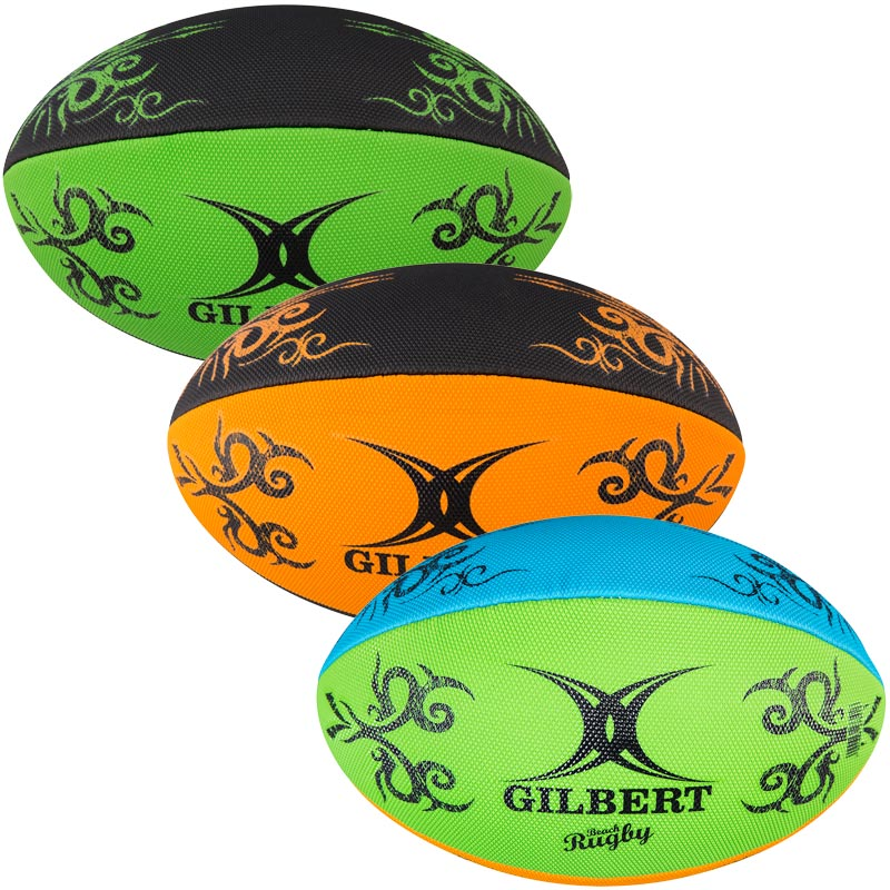 Gilbert Beach Rugby Ball