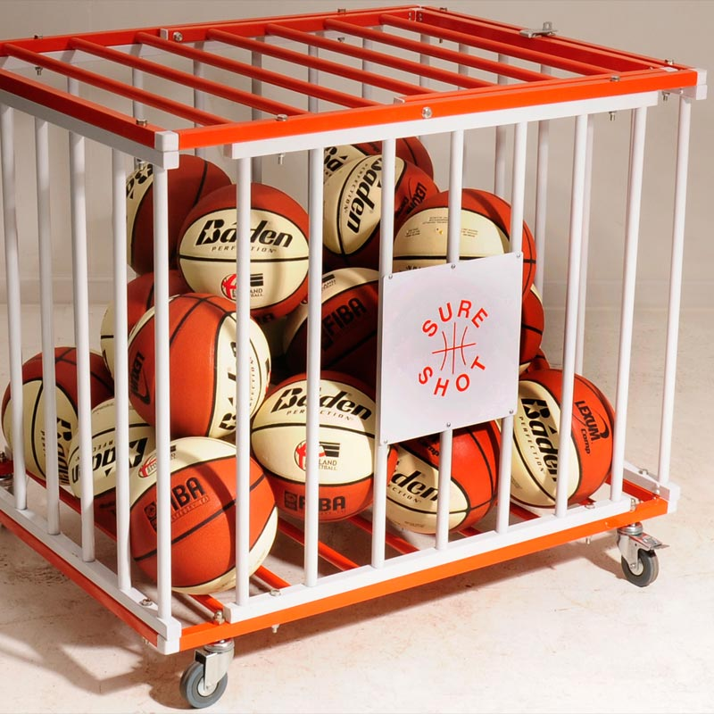 Sure Shot Multi Purpose Ball Storage Cage