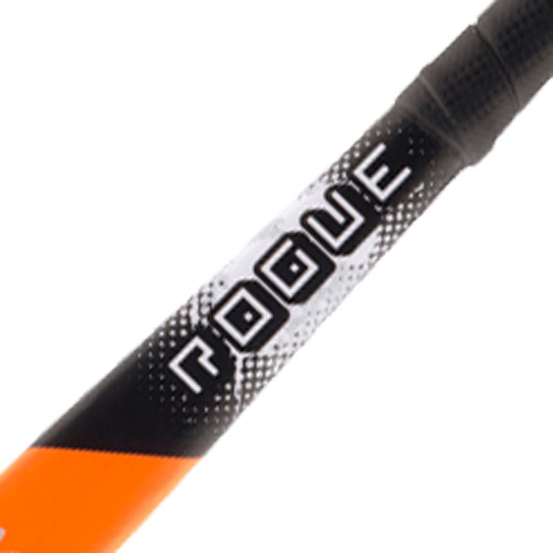 Grays Junior Rogue Ultrabow Hockey Stick Black/Silver