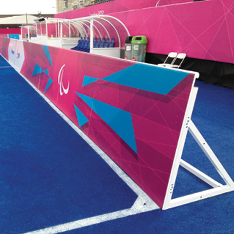 Harrod Sport Paralympic Football Rebound Board