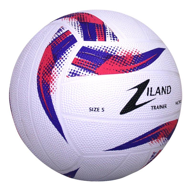 Ziland Pro Trainer Netball White