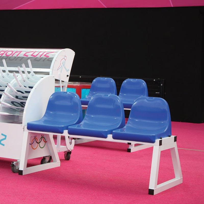 Harrod Sport Olympic Sin Bin Seats