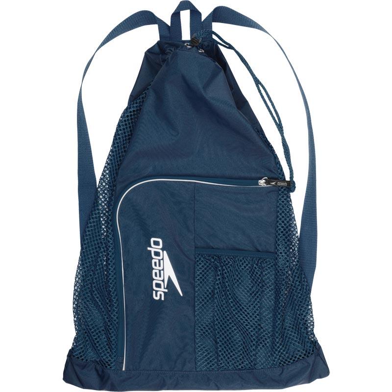 Speedo Deluxe Ventilator Mesh Bag - Navy