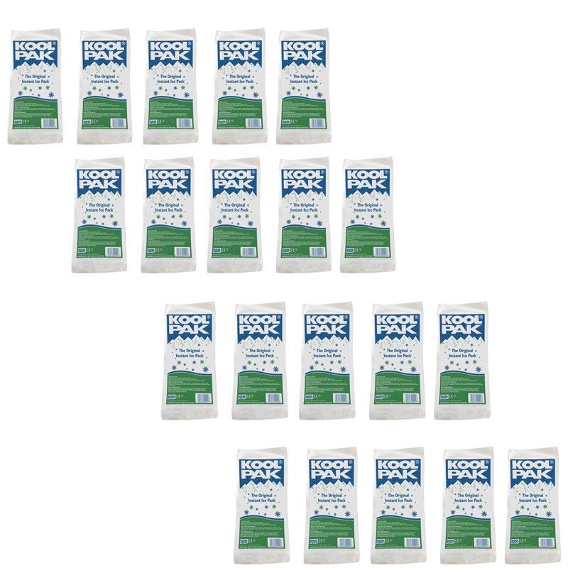 Koolpak Original Instant Ice 20 Pack