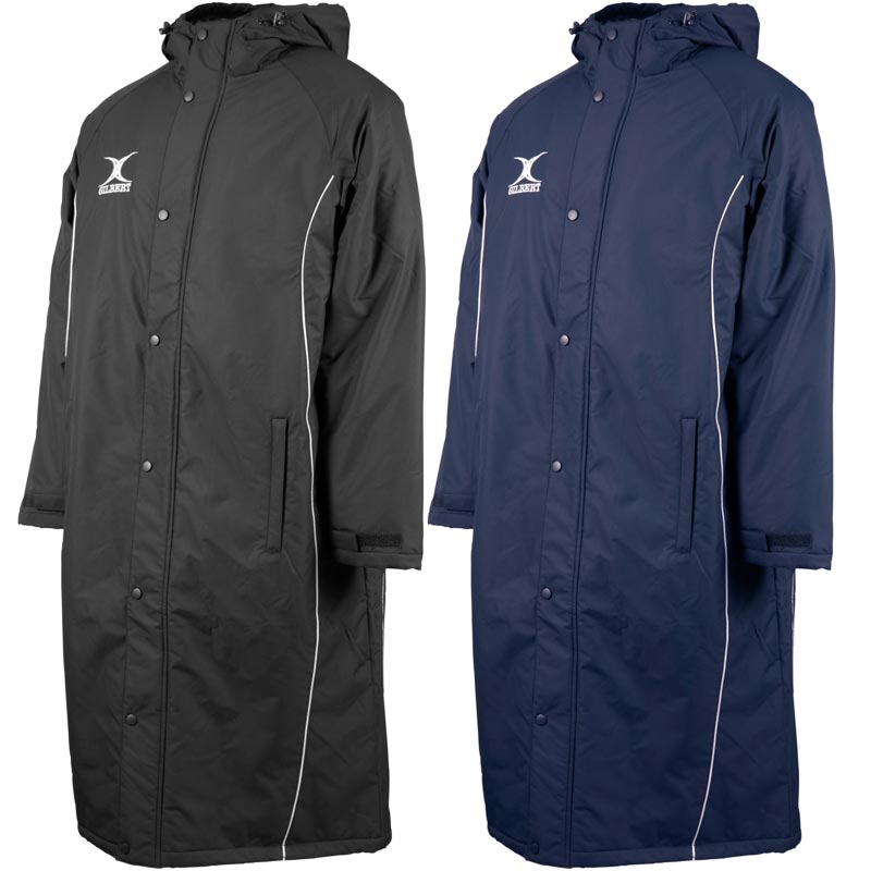 Gilbert Touchline Sub Jacket